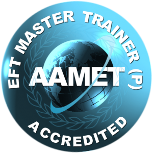 AAMET Accredited EFT Master Trainer London